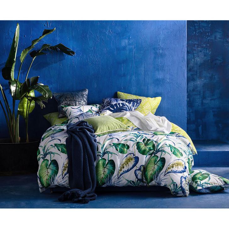 KAS Sacramento Multi Double Bed Quilt Cover Set | My Linen