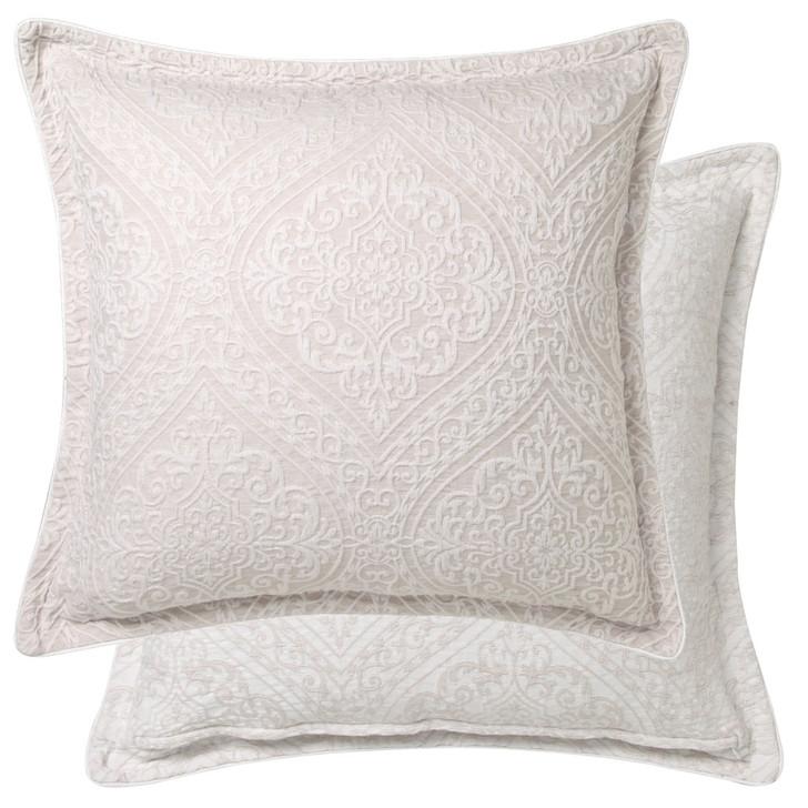 Private Collection Silverton Linen European Pillowcase   My Linen