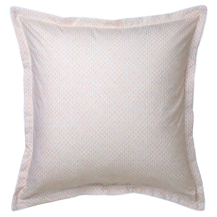 Logan and Mason Flora Dusk European Pillowcase   My Linen