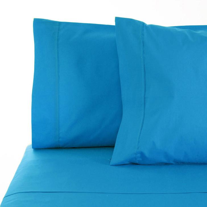 Jenny Mclean La Via Aqua King Bed Sheet Set   My Linen