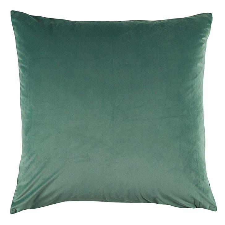 Bianca Vivid Sage Velvet European Pillowcase | My Linen