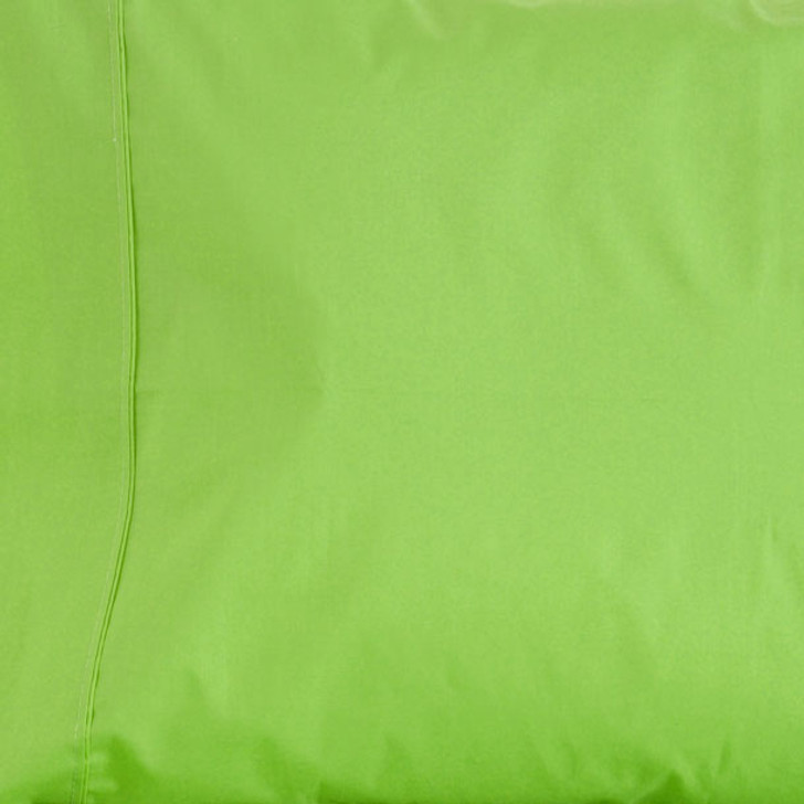 Jenny Mclean La Via Lime Single Bed Fitted Sheet | My Linen