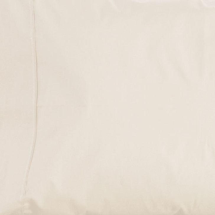 Jenny Mclean La Via Ivory Double Bed Fitted Sheet | My Linen