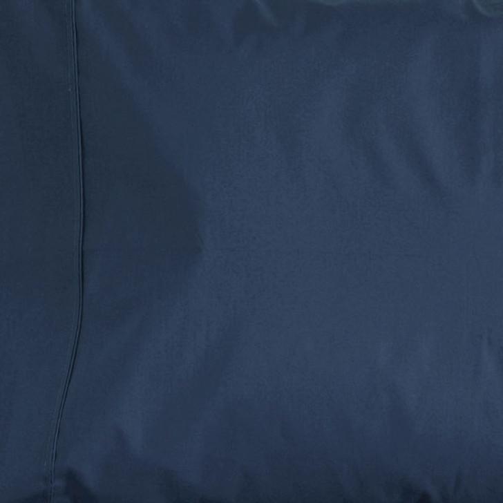 Jenny Mclean La Via Navy King Bed Fitted Sheet | My Linen