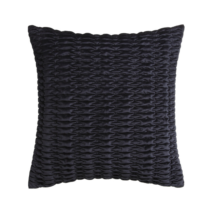 Private Collection Loxton Navy Square Filled Cushion | My Linen