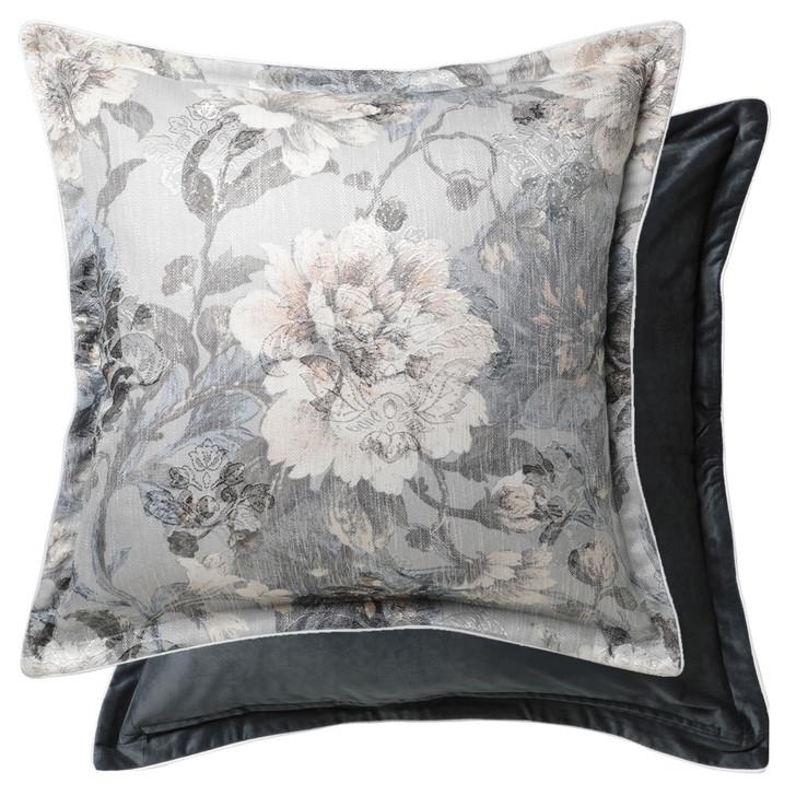 Private Collection Ashby Dove European Pillowcase | My Linen