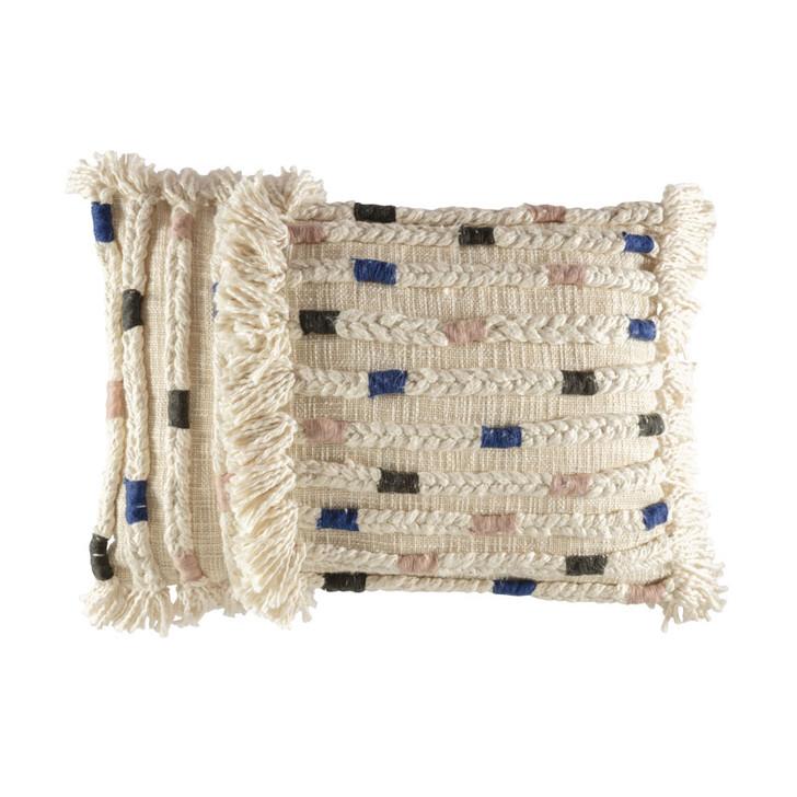 KAS Odene Multi Long Filled Cushion | My Linen