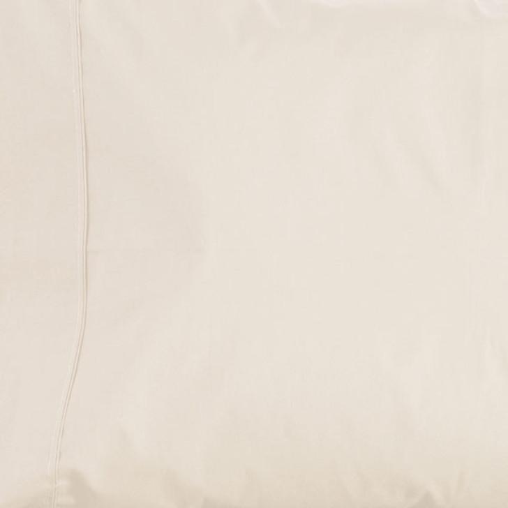 Jenny Mclean La Via Ivory King Bed Mega Flat Sheet   My Linen