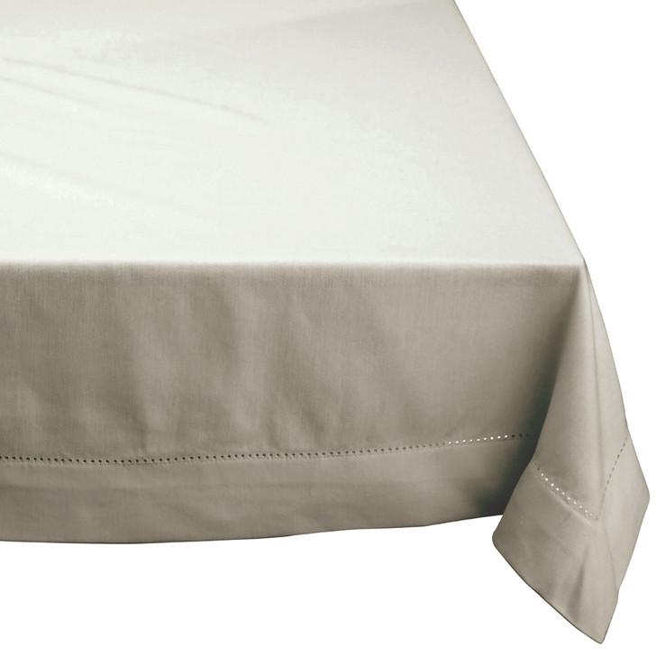 Rans Elegant Rectangle Tablecloth Oatmeal | My Linen