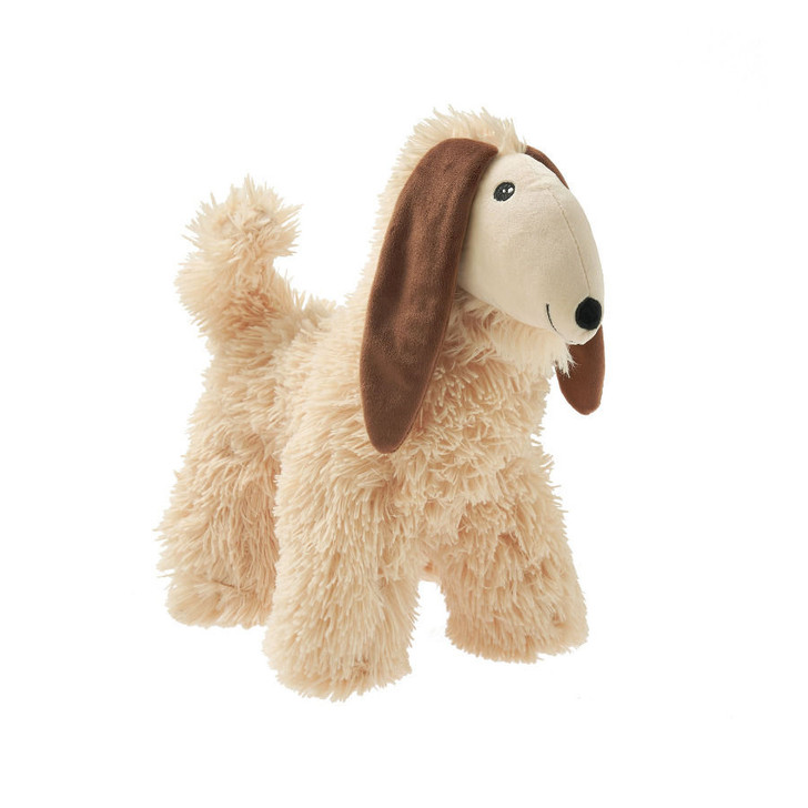 Hiccups Alexis Afghan Hound Novelty Filled Cushion   My Linen