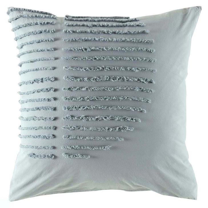 KAS Barlow Seafoam European Pillowcase | My Linen