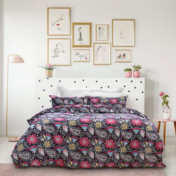 Abercrombie & Ferguson Sophie Double Bed Quilt Cover Set   My Linen