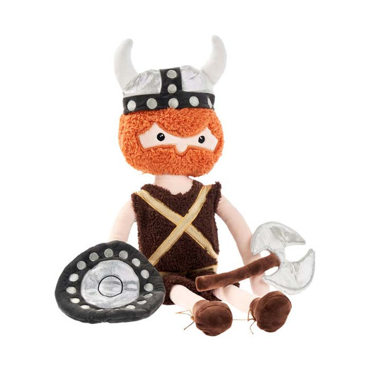 Hiccups Victor The Viking Novelty Filled Cushion   My Linen