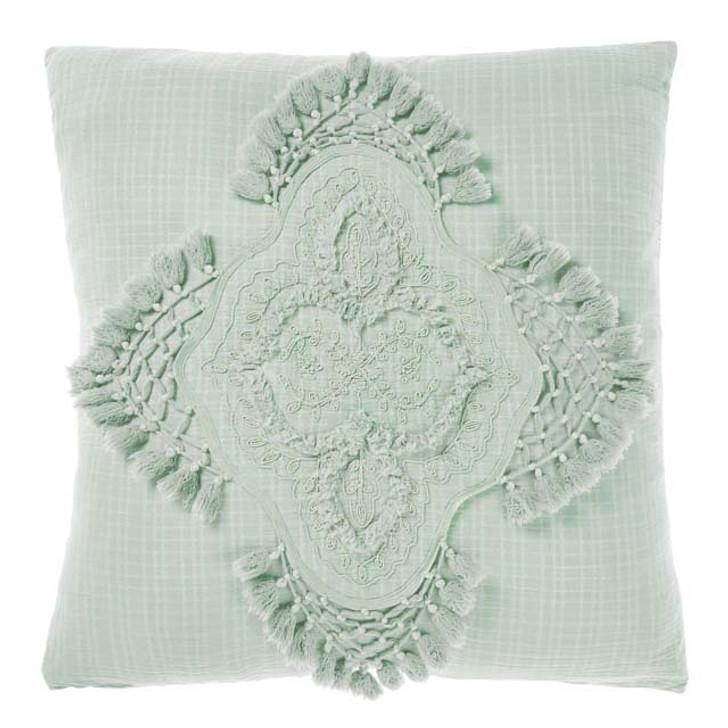 Linen House Alli Stillwater European Pillowcase | My Linen