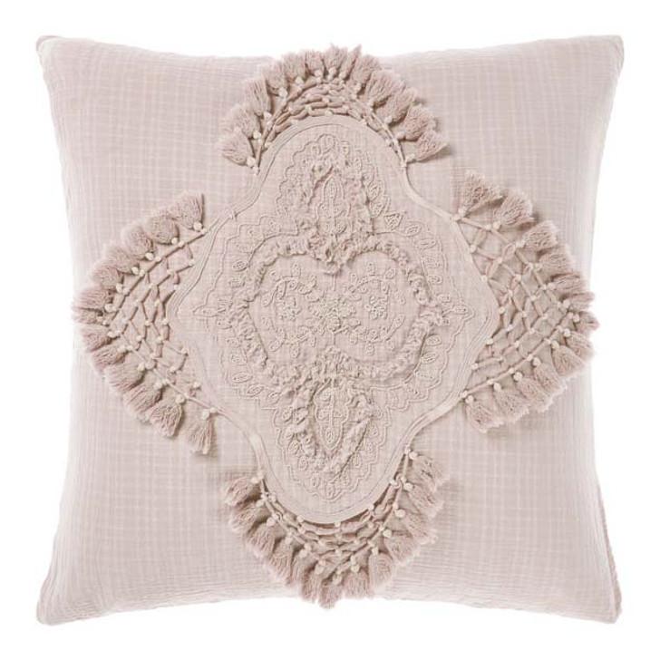 Linen House Alli Mauve European Pillowcase | My Linen