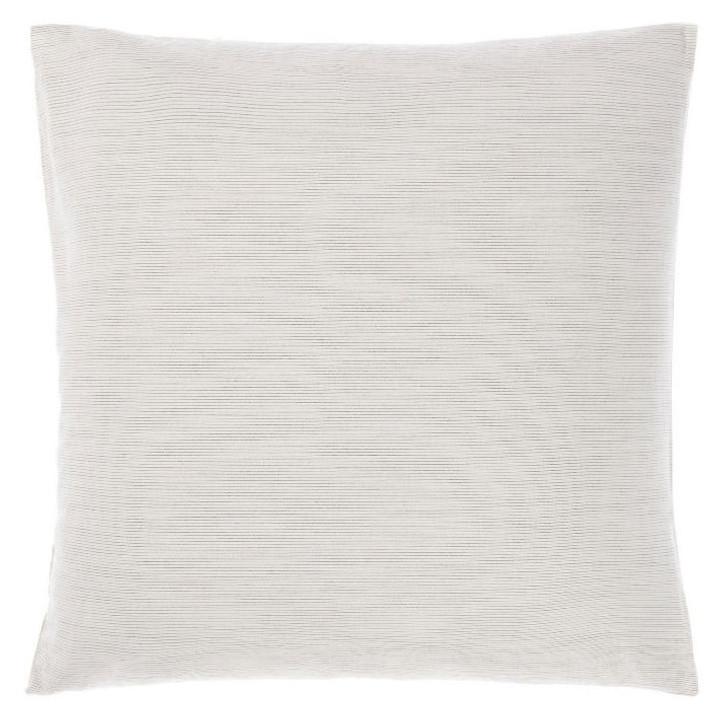 Linen House Napier Black European Pillowcase | My Linen