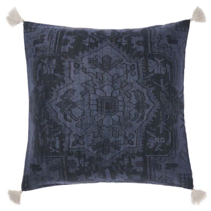 Linen House Vashti Rhubarb European Pillowcase   My Linen