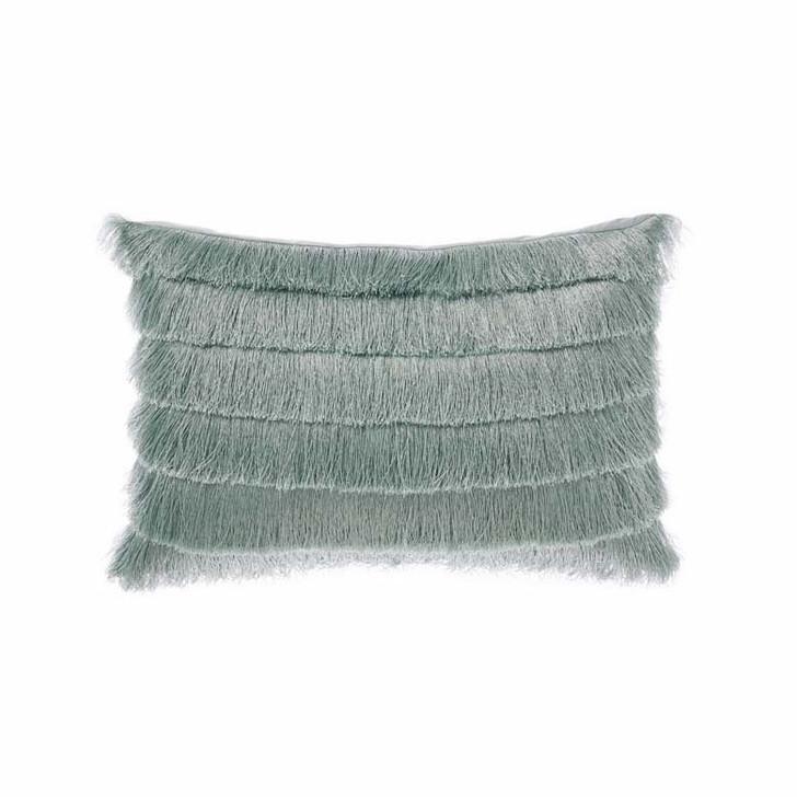 Linen House Anastacia Chai Long Filled Cushion | My Linen