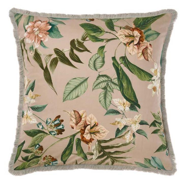 Linen House Anastacia Chai European Pillowcase | My Linen