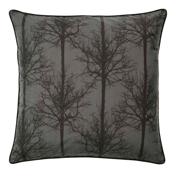 Bianca Alpine Deer Black European Pillowcase | My Linen