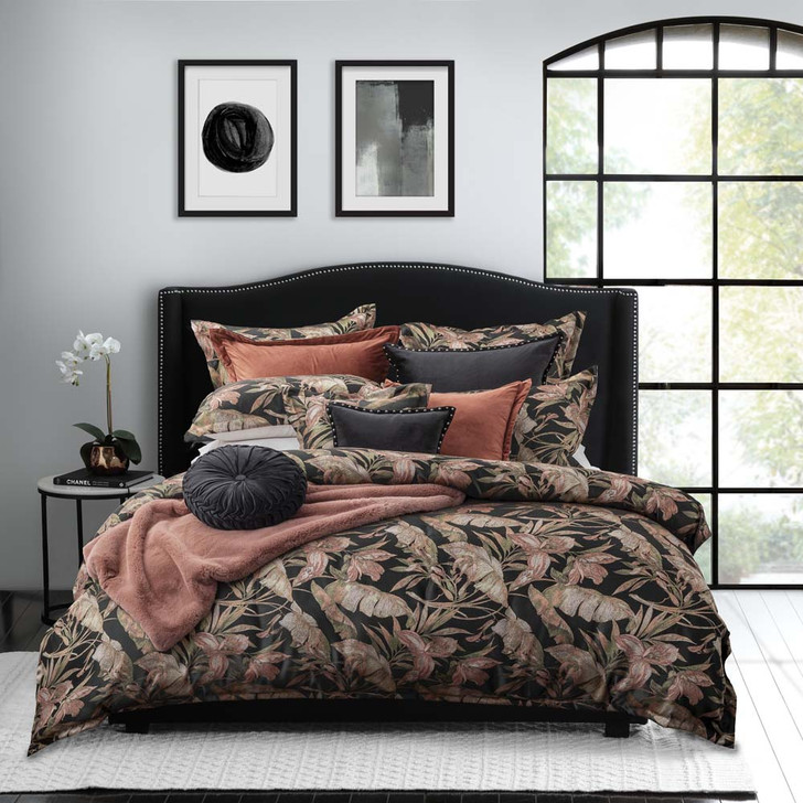 Private Collection Hayworth Forest King Bed Quilt Cover Set | My Linen