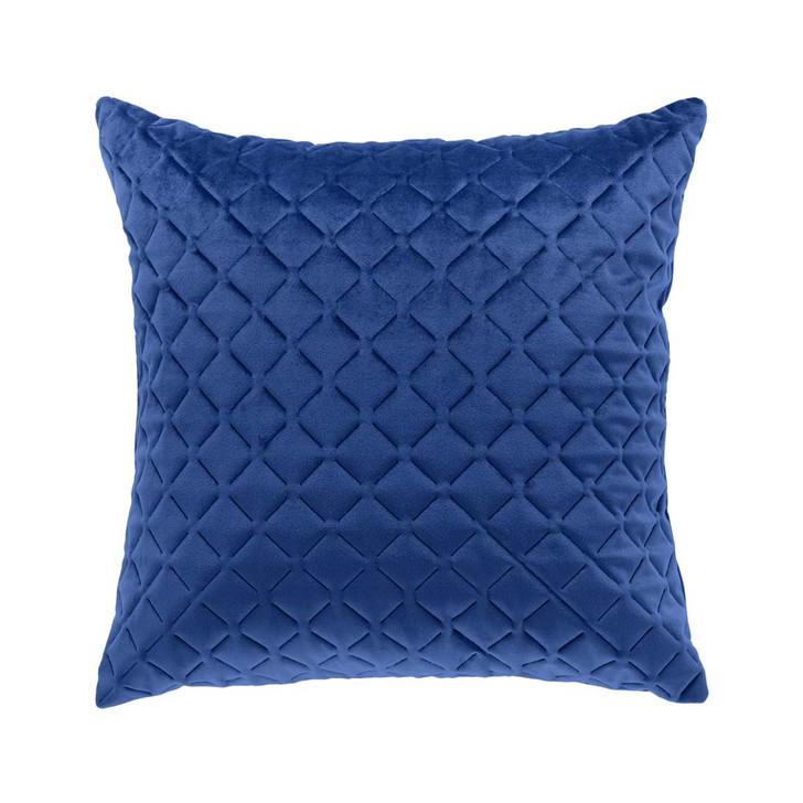 Bianca Alden Indigo Square Filled Cushion | My Linen