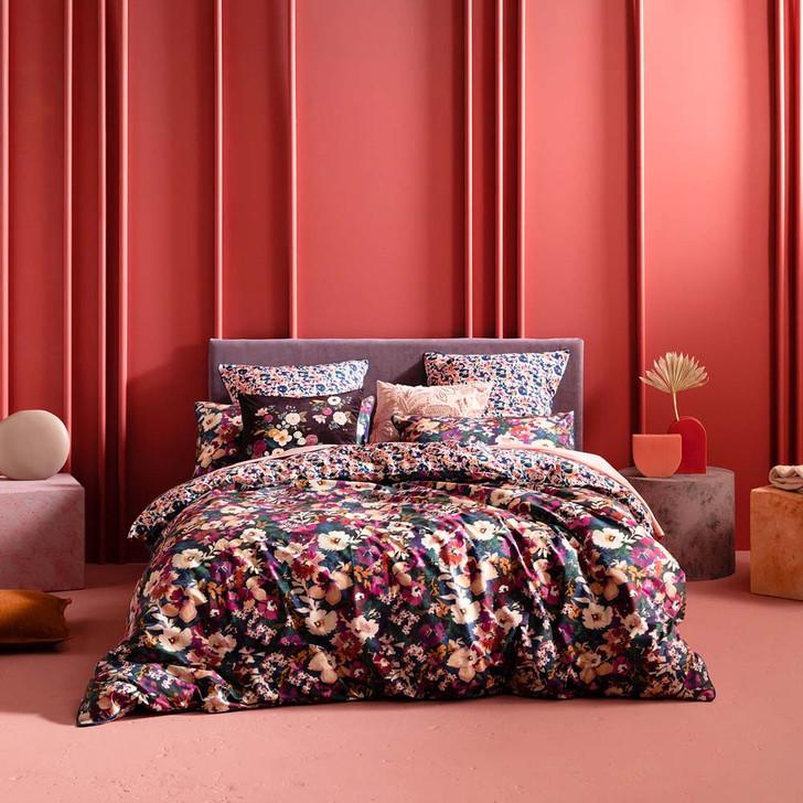 KAS Nevie Multi Queen Bed Quilt Cover Set | My Linen