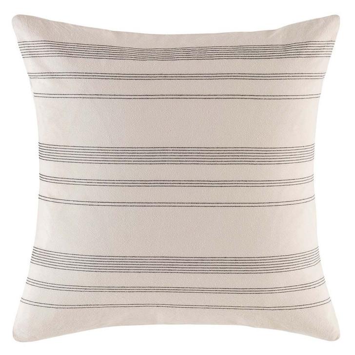 KAS Bexley Natural European Pillowcase | My Linen
