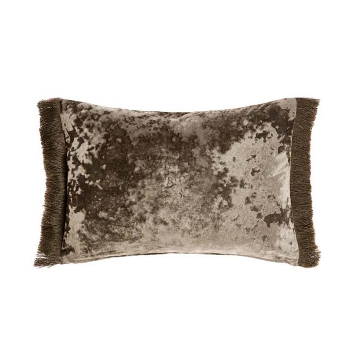 Grace by Linen House Pasquel Gold Long Filled Cushion | My Linen