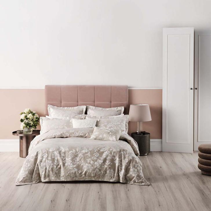 Linen House Coralie Linen Super King Quilt Cover Set | My Linen