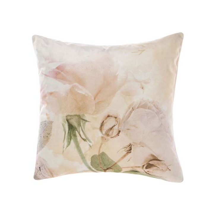 Linen House Annella Lilac Square Filled Cushion | My Linen