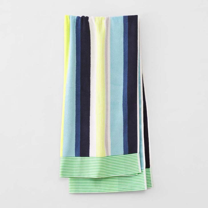 Sheridan Pacifico Mint Kids Beach Towel   My Linen