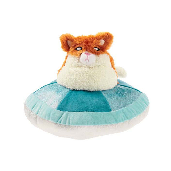 Hiccups Space Cat Novelty Filled Cushion   My Linen