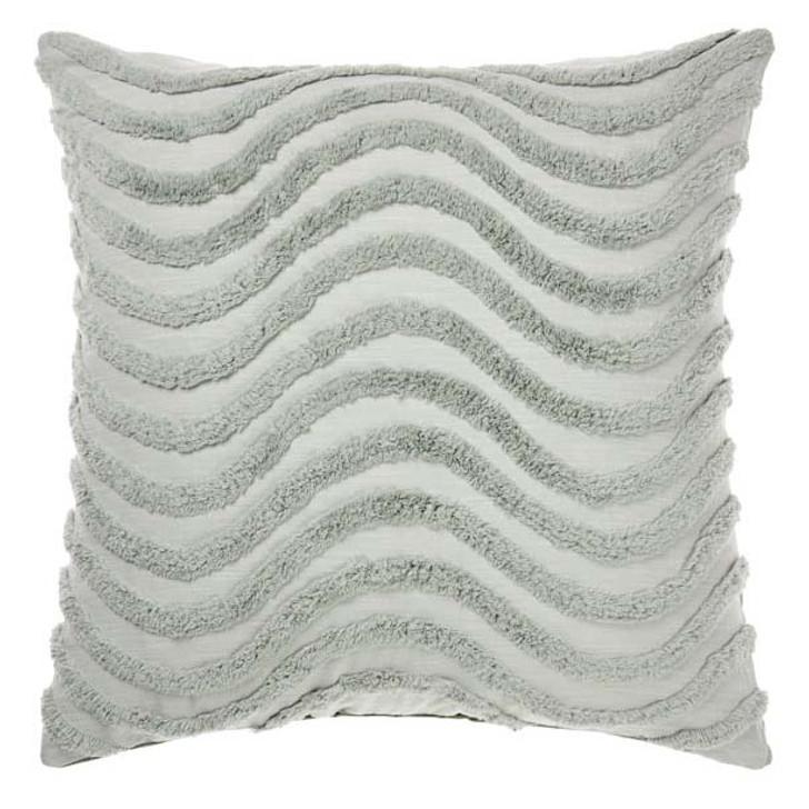 Linen House Amadora Smoke European Pillowcase | My Linen