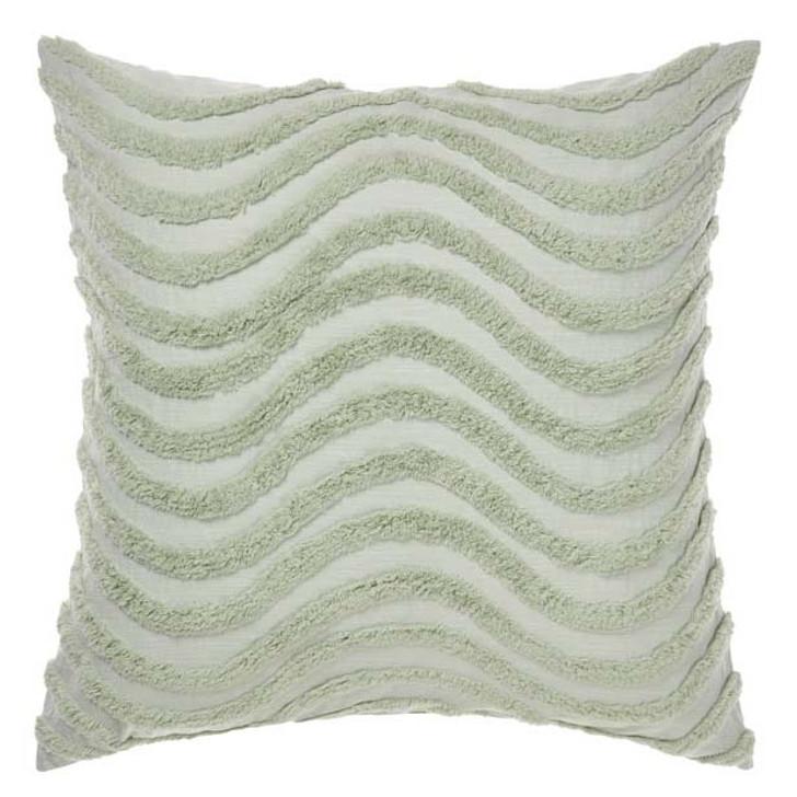 Linen House Amadora Wasabi European Pillowcase | My Linen