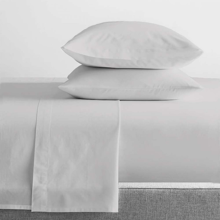Renee Taylor Organic Vapour Sheet Set Queen Bed | My Linen