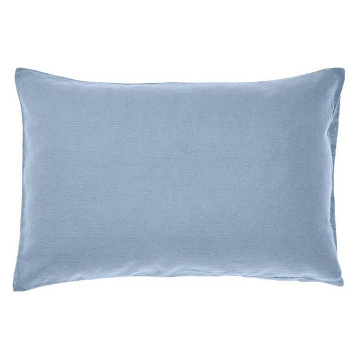 Linen House Nimes Nightfall Standard Pillowcase   My Linen