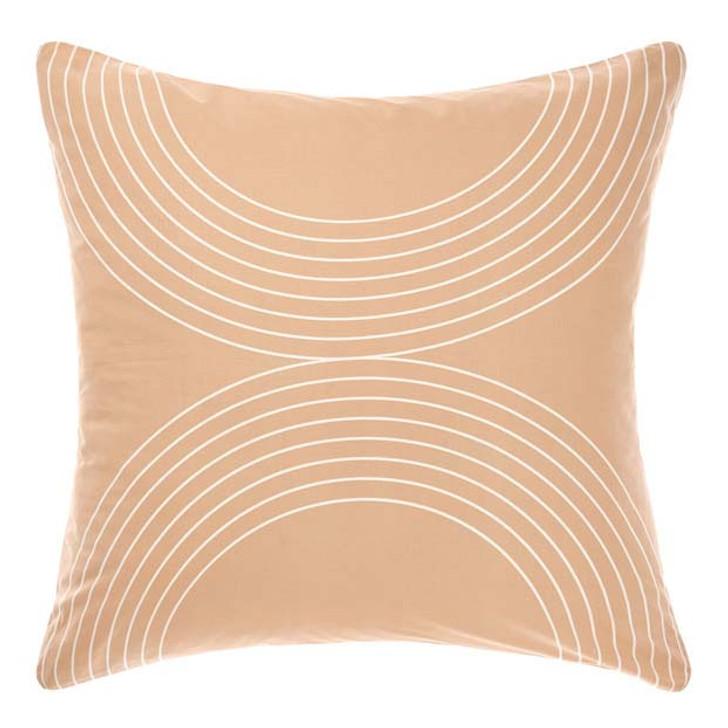 Linen House Penina Biscotti European Pillowcase | My Linen