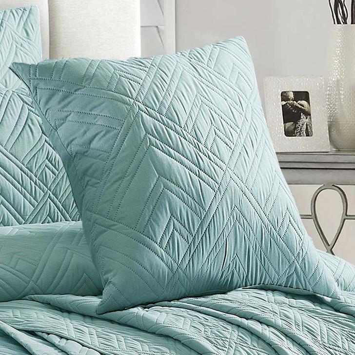 Concierge Firenze Ocean European Pillowcase   My Linen