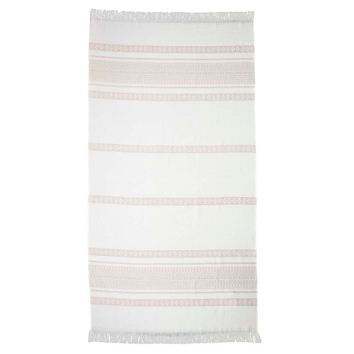 Ardor Yaz Clay Beach Towel   My Linen