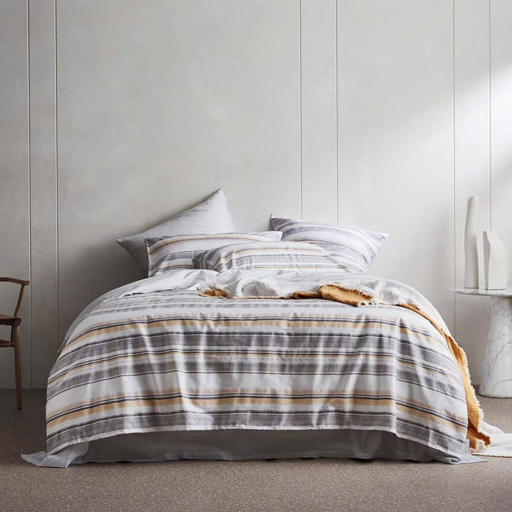 Sheridan Pendall Multi Queen Bed Quilt Cover Set   My Linen