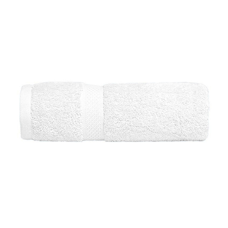 Mildtouch 100% Combed Cotton Bath Sheet White | My Linen