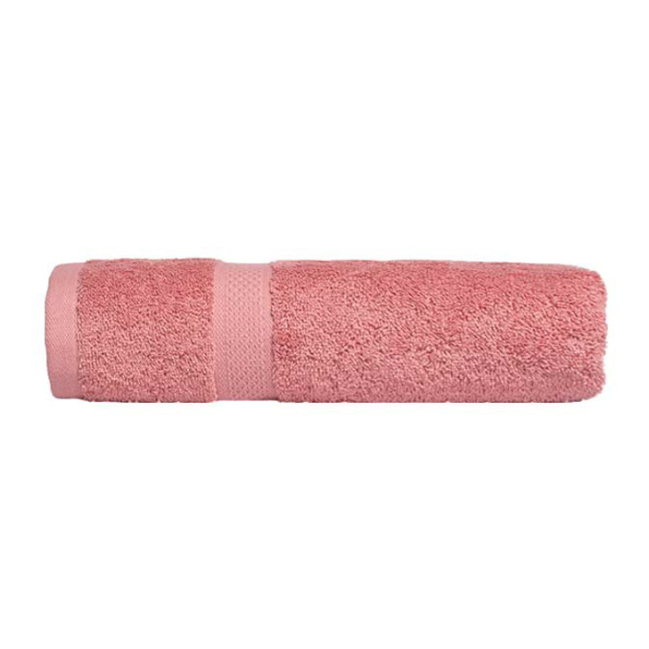 Mildtouch 100% Combed Cotton Bath Towel Rose Pink | My Linen