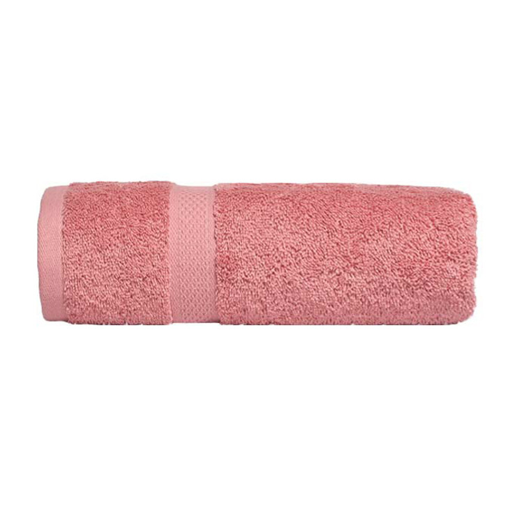Mildtouch 100% Combed Cotton Bath Sheet Rose Pink | My Linen