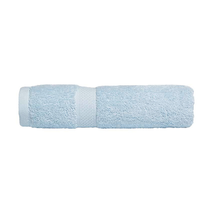 Mildtouch 100% Combed Cotton Bath Towel Baby Blue | My Linen