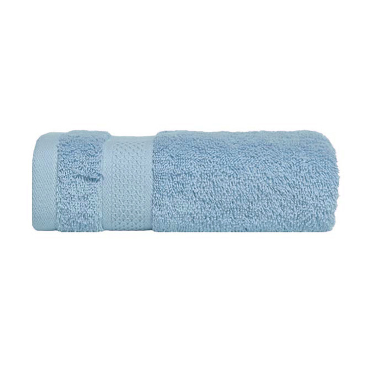 Mildtouch 100% Combed Cotton Bath Sheet Sky Blue | My Linen