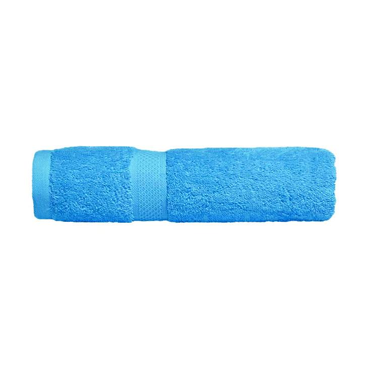 Mildtouch 100% Combed Cotton Bath Towel Aqua | My Linen