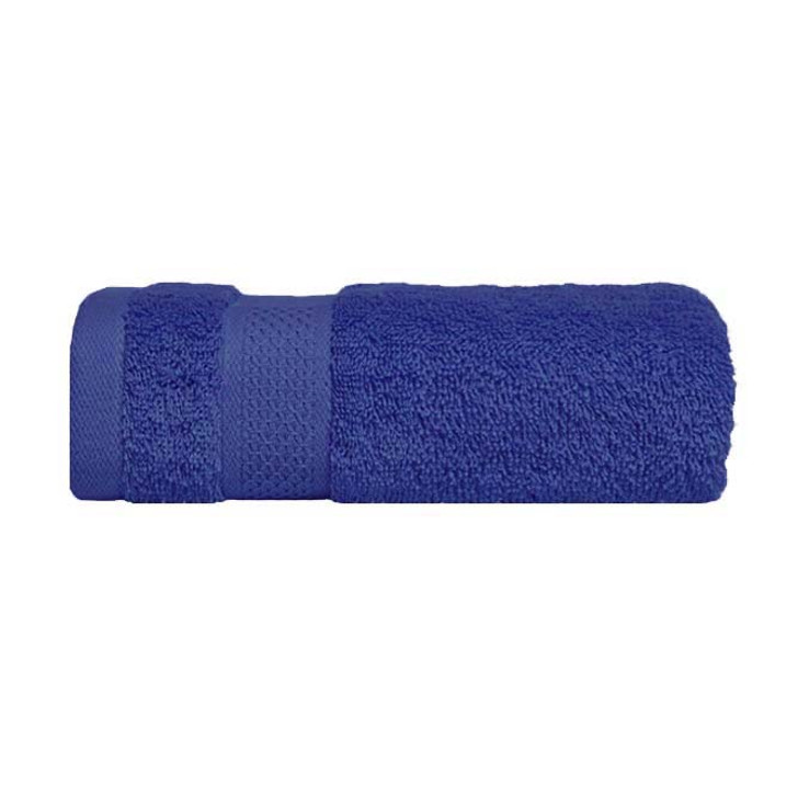 Mildtouch 100% Combed Cotton Bath Sheet Royal Blue | My Linen
