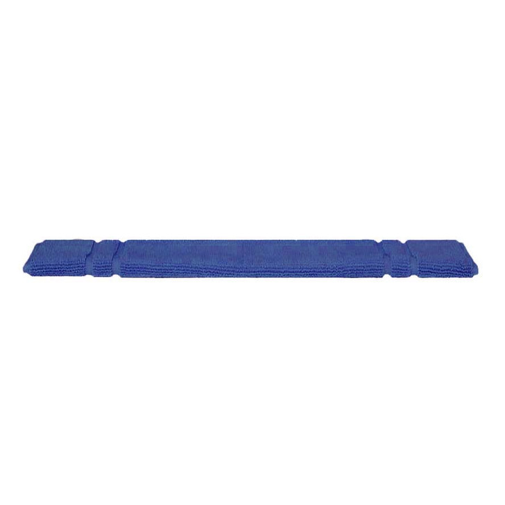 Mildtouch 100% Combed Cotton Bath Mat Royal Blue | My Linen