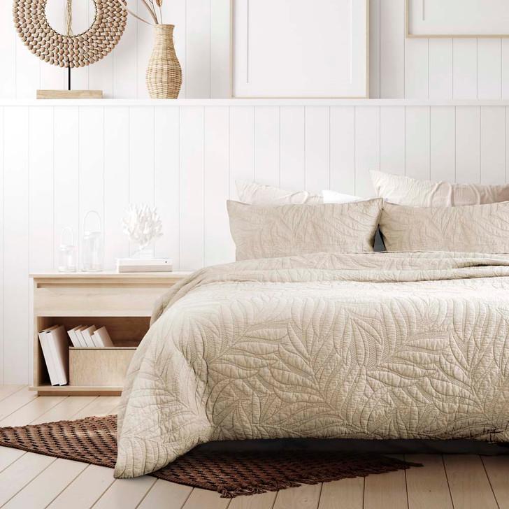Ardor Boudoir Jocelyn Linen Single Bed Quilt Cover Set | My Linen